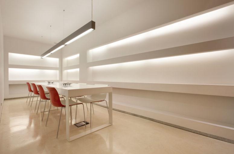 Proyecto de interiorismo oficinas Urbaestilo