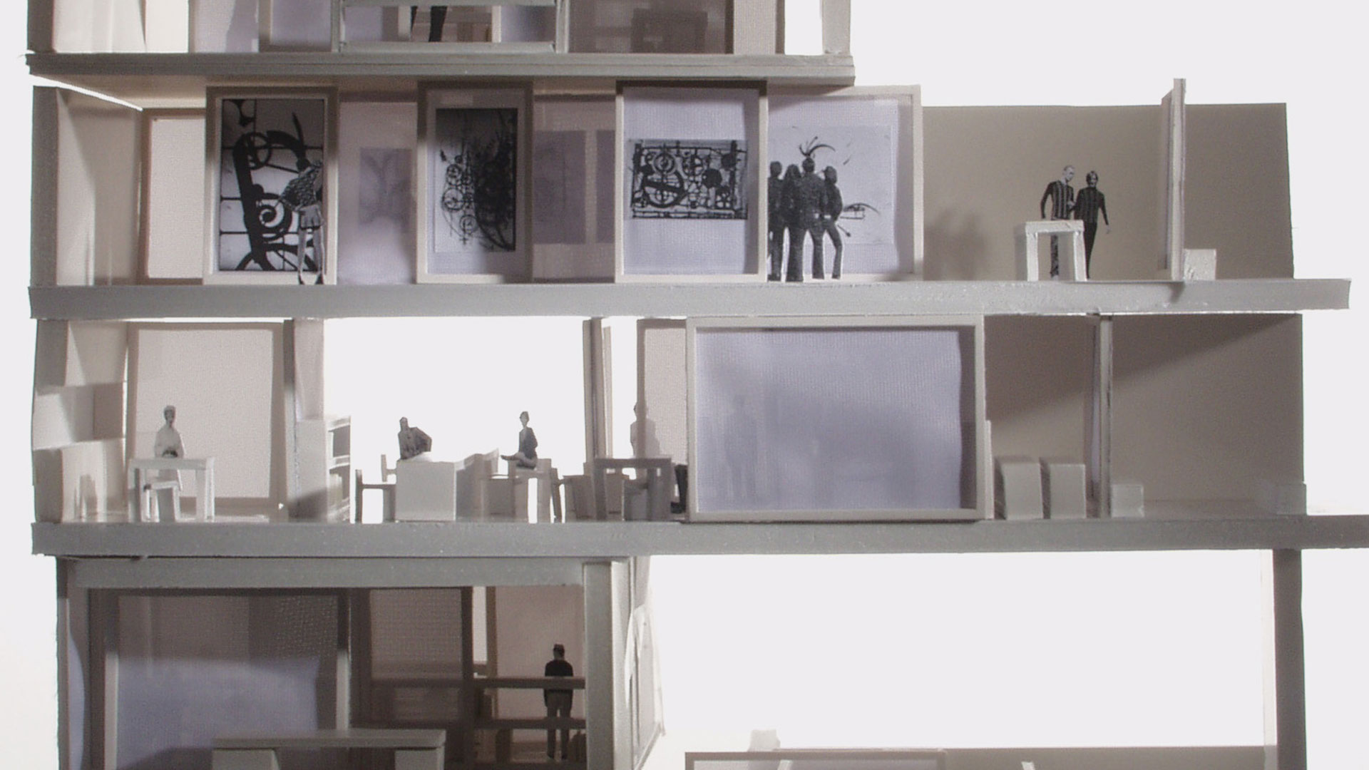 Concurso arquitectura maqueta