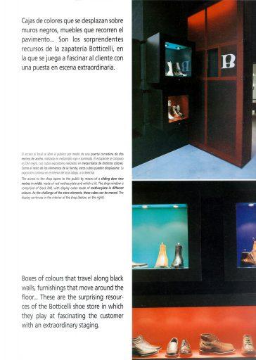 Revista Escaparatismo. Página 2