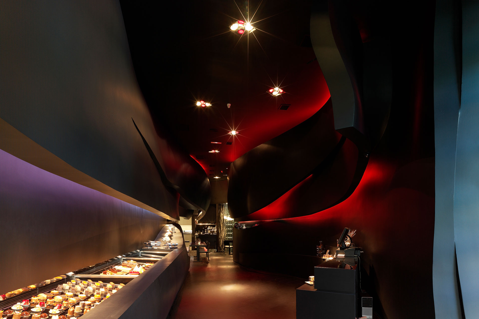 Proyecto arquitectónico para pastelería Torreblanca
