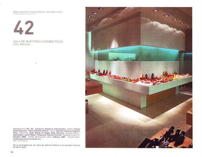 45 muestra de arquitectura de Alicante. Página 5