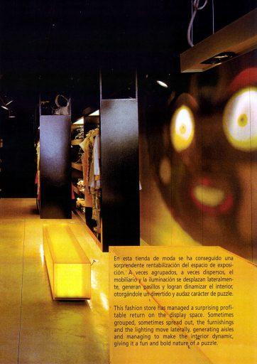 Revista Escaparatismo nº:32. Página 2