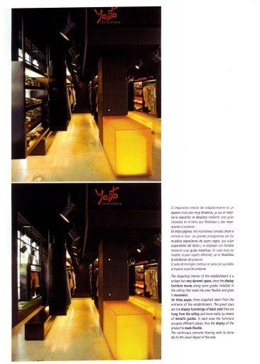 Revista Escaparatismo nº:32. Página 3