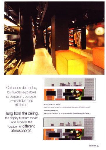 Revista Escaparatismo nº:32. Página 4
