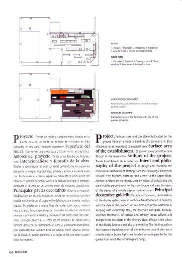 Revista Escaparatismo nº:32. Página 11