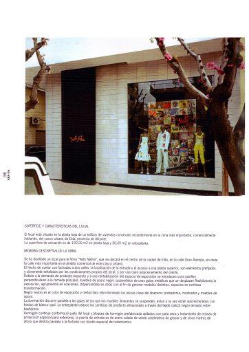 Arquitectura reciente Alicante. Página 1
