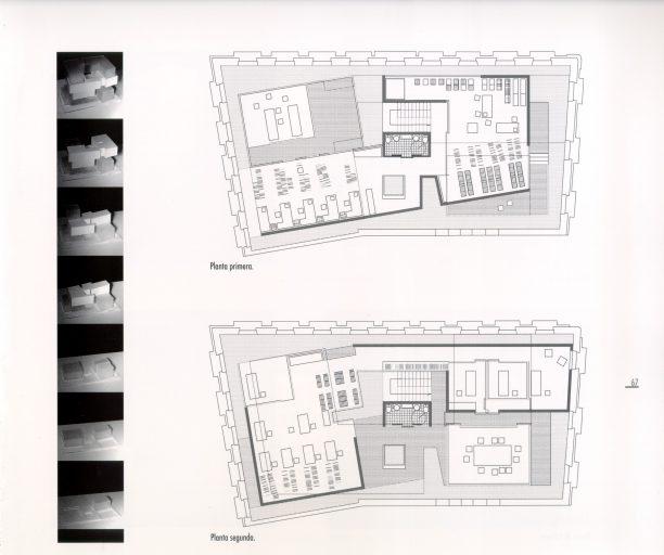 Publicación Colegio de Arquitecto de Alicante