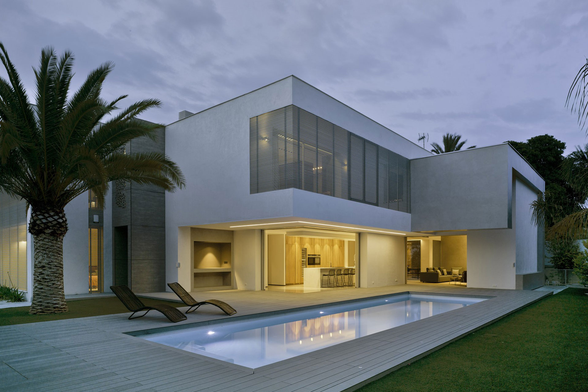 Proyecto de arquitectura. Vivienda unifamiliar