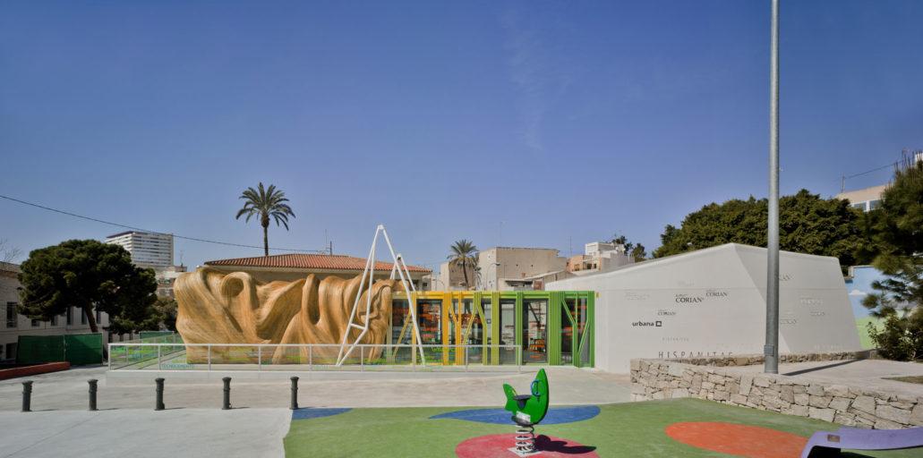 Proyecto arquitectónico en la Cigarreras (Alicante)