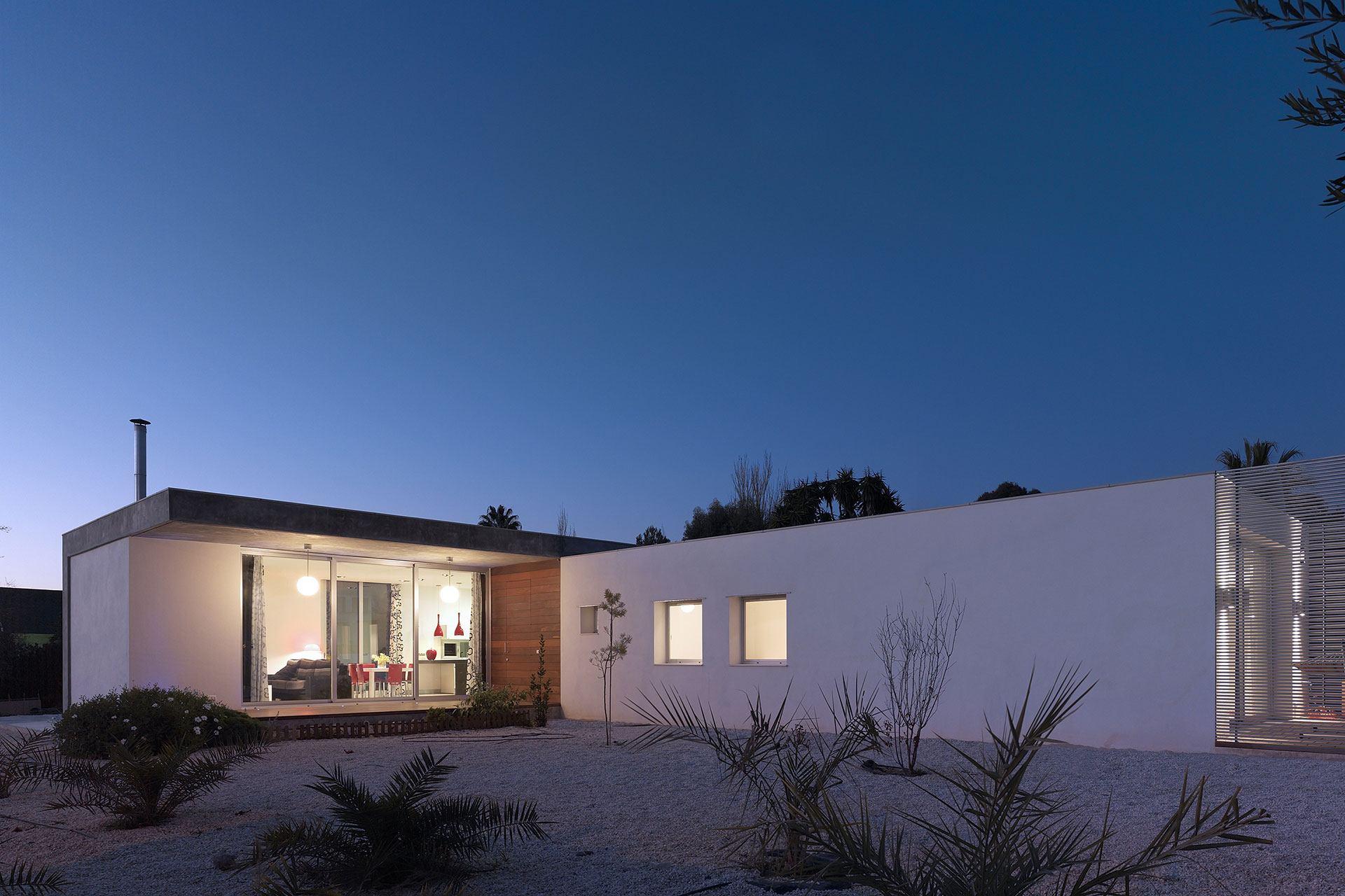 Proyecto arquitectónico para vivienda unifamiliar