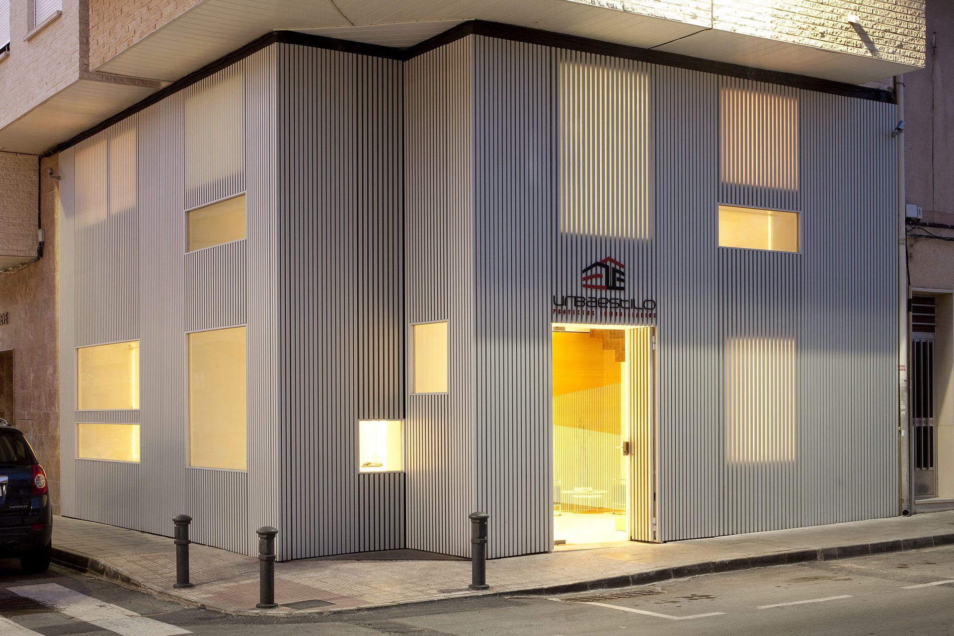 Proyecto de arquitectura e interiorismo
