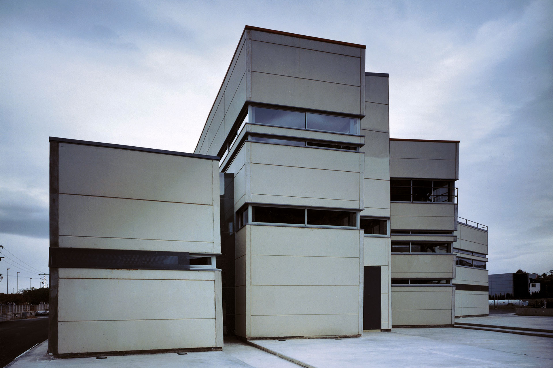 Proyecto arquitectura grupo Zahonero