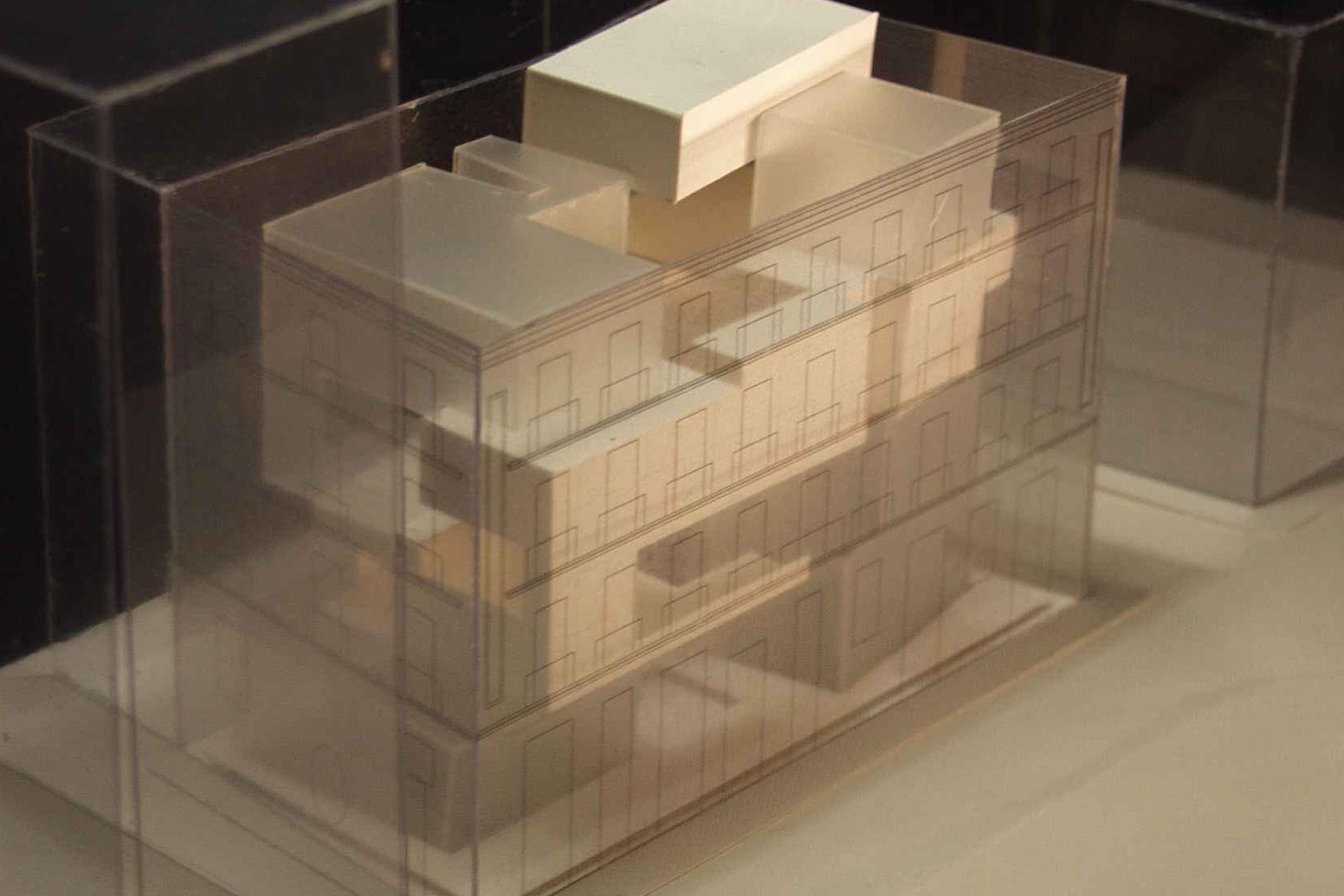 Concurso para la nueva sede del Colegio de Arquitectos de Alicante