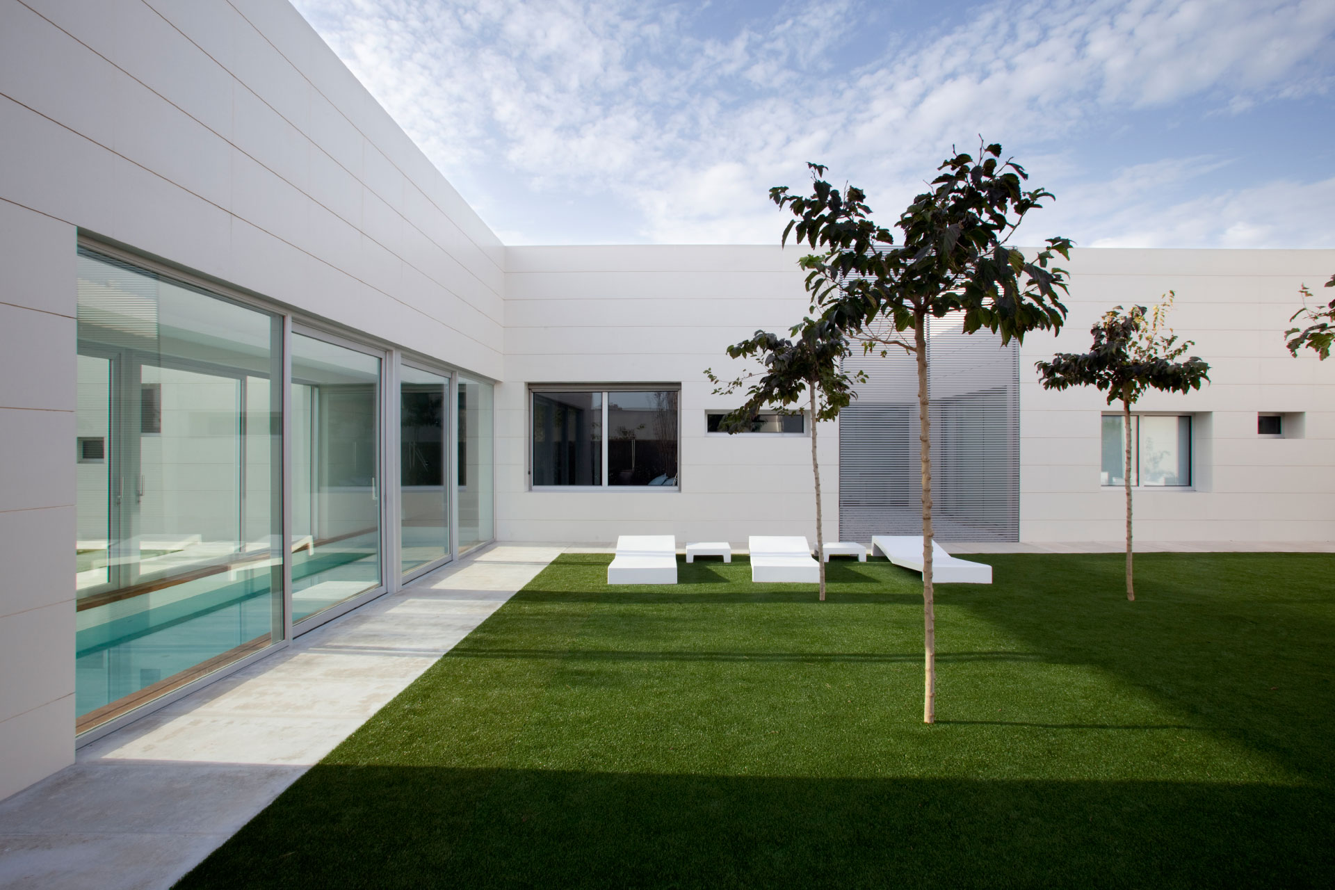 Exterior vivienda Nicolás