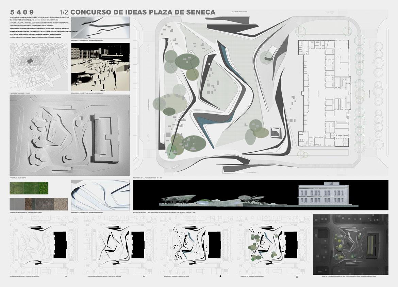 Proyecto de urbanismo para plaza Séneca