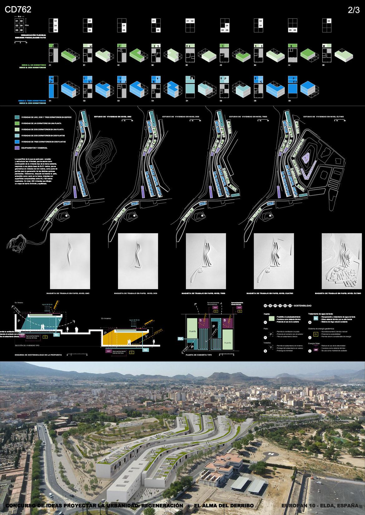 Concurso de ideas proyectar la urbanidad- Panel 2