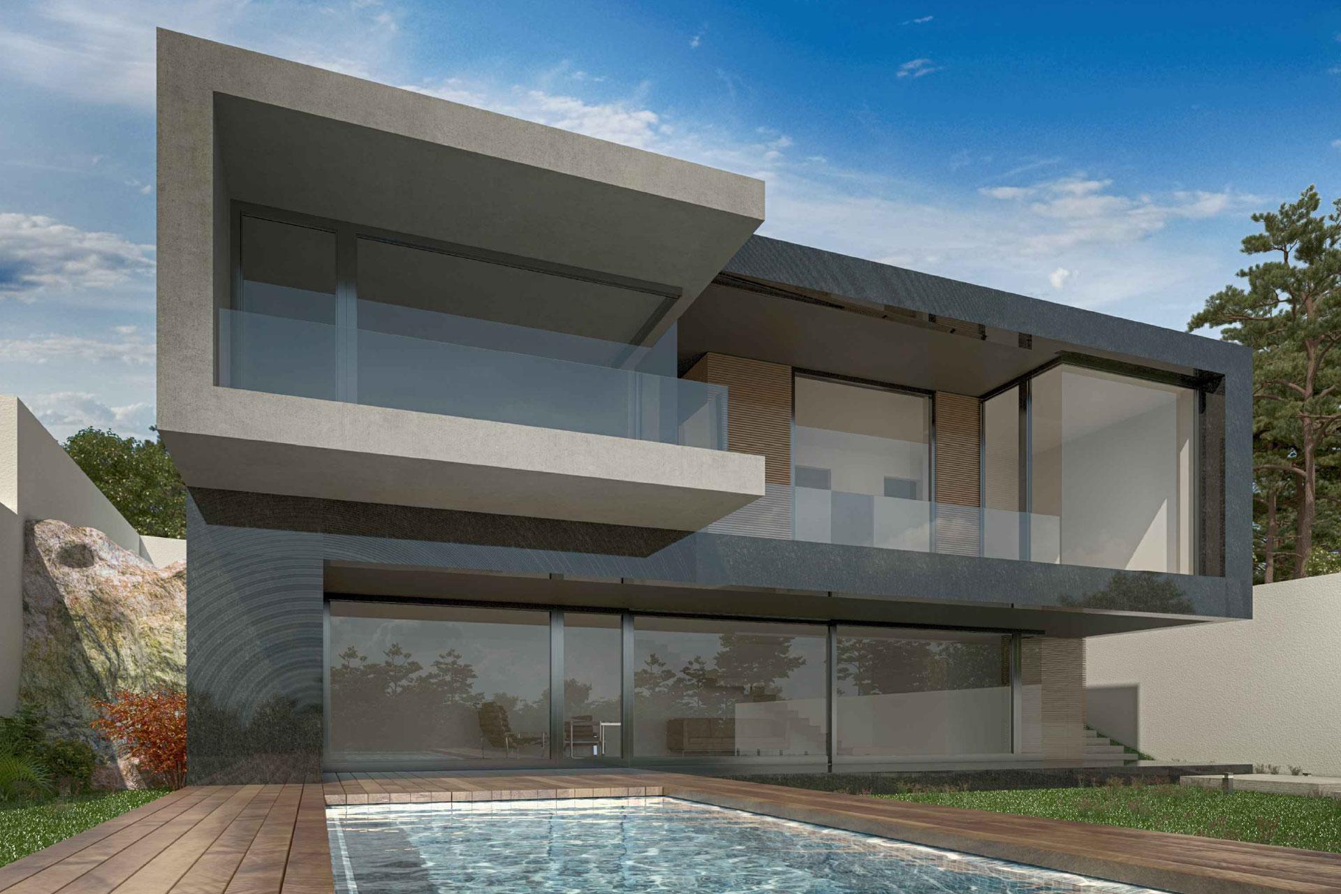 Proyecto de arquitectura Casa Guillermo