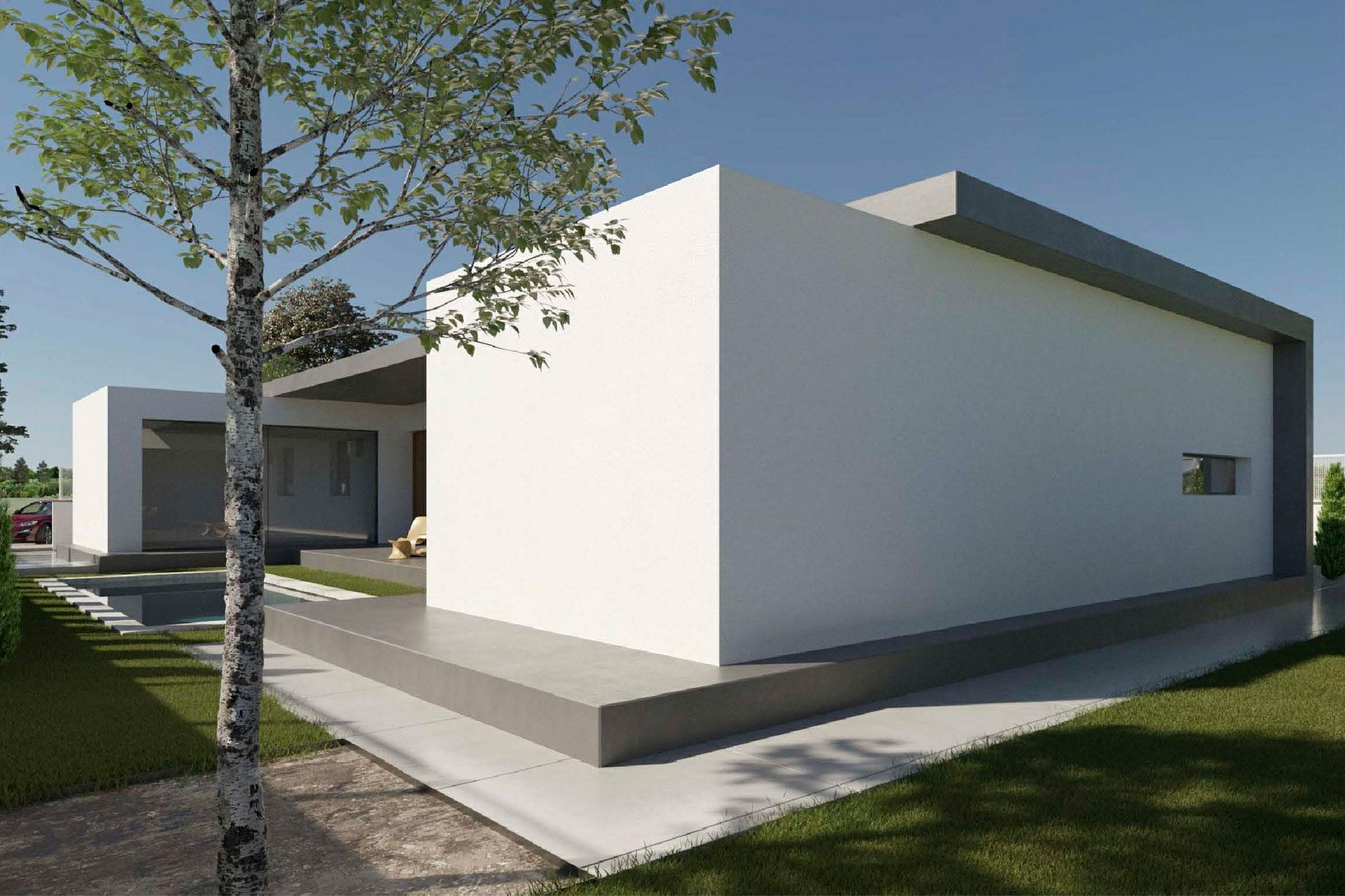 Proyecto arquitectura Casa Miguel