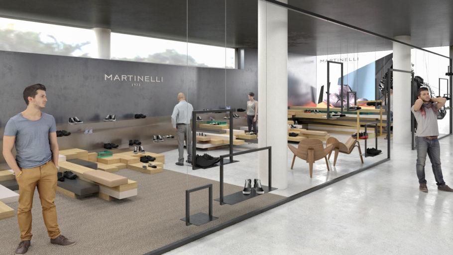 Showroom Martinelli